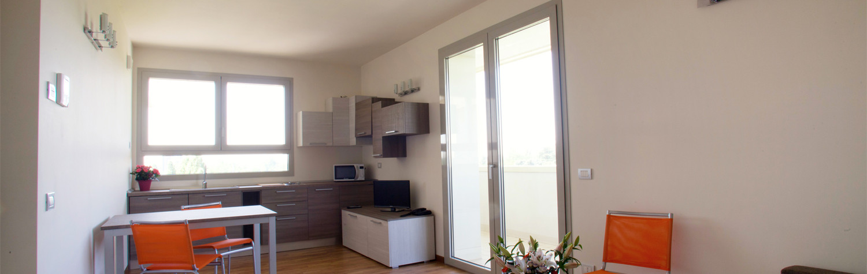Home residence le querce milanoresidence le querce for Appartamenti arredati milano